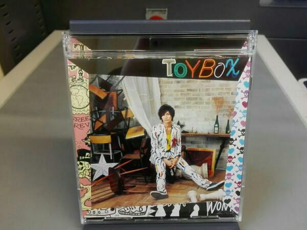 加藤和樹 TOY BOX(DVD付B) ライブグッズの画像
