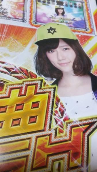 島崎遥香 AKB48 バラの儀式 パチスロ 小冊子 遊技カタログ ぱるる_ご検討の程、宜しくお願い致します。