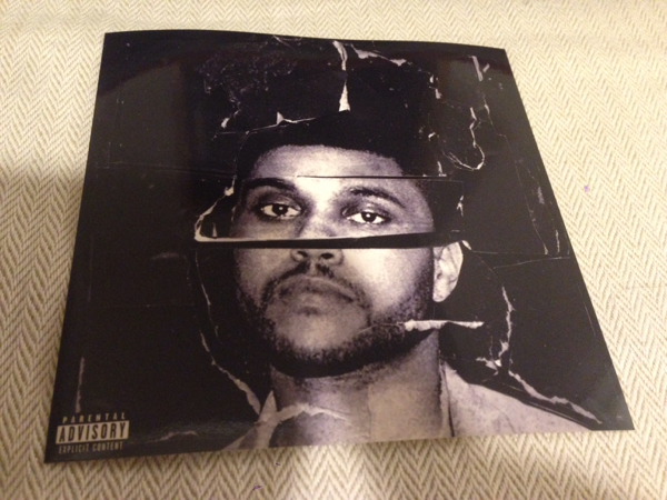 The Weeknd ★ Beauty Behind the Madness 非売品 ステッカー