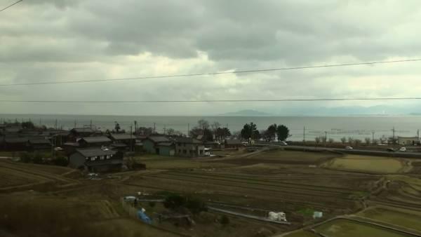 寝台特急「トワイライトエクスプレス」 車窓 大阪→札幌 (冬季) (BD-R DL3枚組)