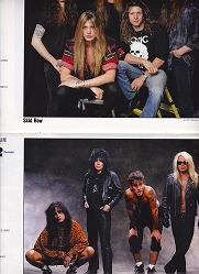 1992ミュージック・ライフ1月号付録 貴重 オールカラー_画像3