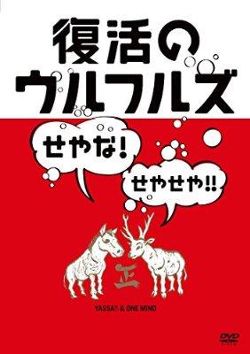 復活のウルフルズ~せやな!せやせや!!~ヤッサ!!&ONE MIND DVD ライブグッズの画像