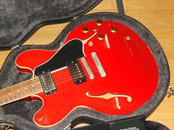 Gibson Custom Shop Historic 1959 ES-335 ナッシュビル!/CH