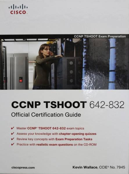【送料無料】 CCNP TSHOOT 642-832 Official Certification Guide_画像1