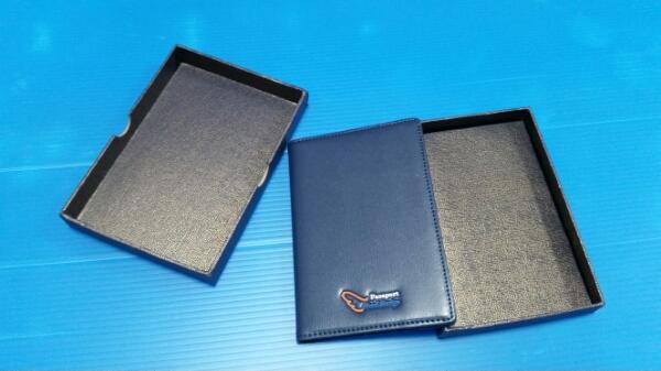 SS501 キム・ヒョンジュン(マンネ)★公式 パスポートケース