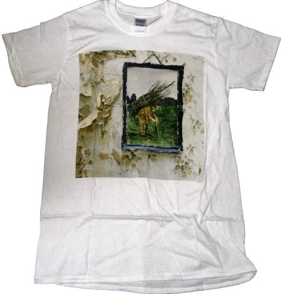 即決!LED ZEPPELIN Tシャツ XLサイズ 新品未着用【送料164円】
