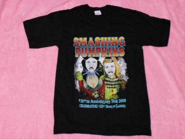 SMASHING PUMPKINS スマッシング パンプキンズ Tシャツ ロックT バンドT ツアーT S
