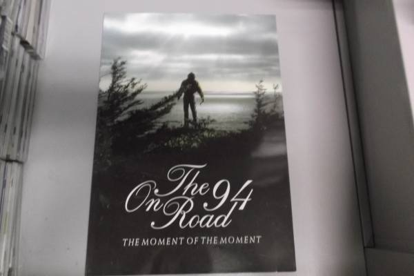 THE MOMENT OF THE MOMENT SHOGO HAMADA ON THE ROAD'94
