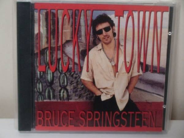 CD BRUCE SPRINGSTEEN lucky town