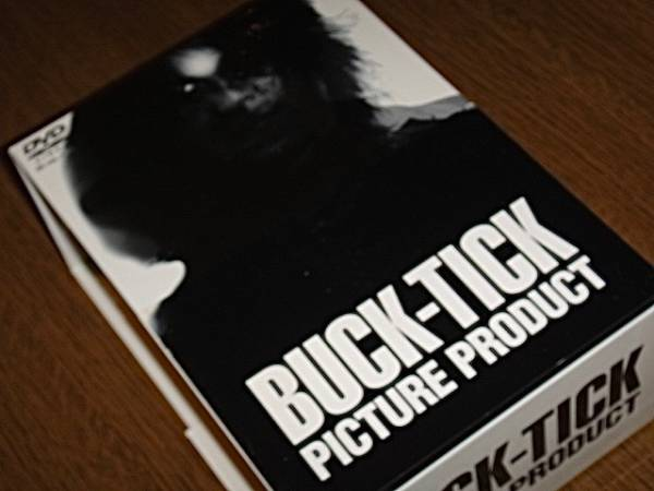 PICTURE PRODUCT/箱のみ/BUCK-TICK/THE MORTAL/櫻井敦司/BOX