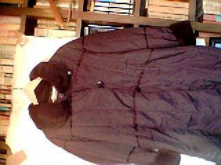 19-1-58 Ieomarina wool collar coat