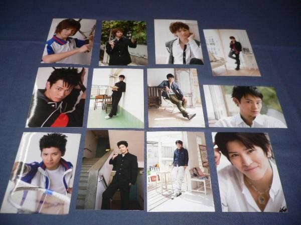 テニスの王子様2nd/三津谷亮、上鶴徹、近江陽一郎 写真12枚