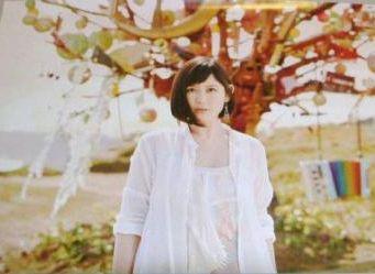 絢香/THIS IS ME 絢香 10th anniversary BEST B3 ポスター