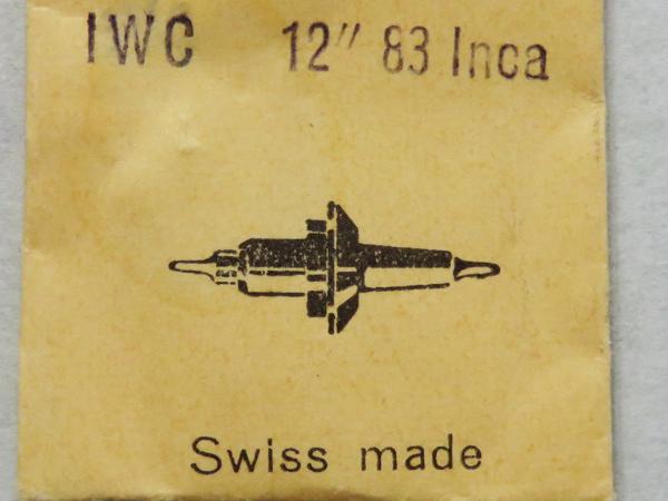 iwc cal.83 天芯 新品