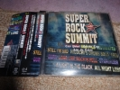 SUPER ROCK SUMMIT/COZY POWELL FOREVER TOUR LIVE帯付樋口宗孝
