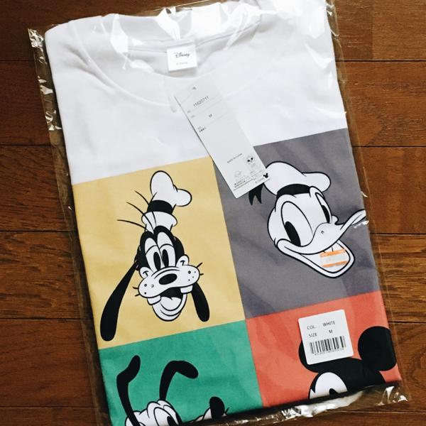 【未開封】KEYTALK×ディズニー コラボTシャツ ライブグッズの画像