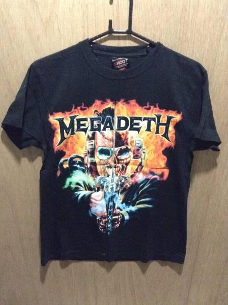 7 バンドTシャツ メガデス MEGADETH 2006 ツアー S