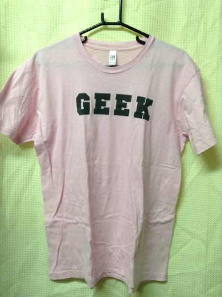 7 バンドTシャツ ジェイソンムラーズ GEEK ピンク (L)