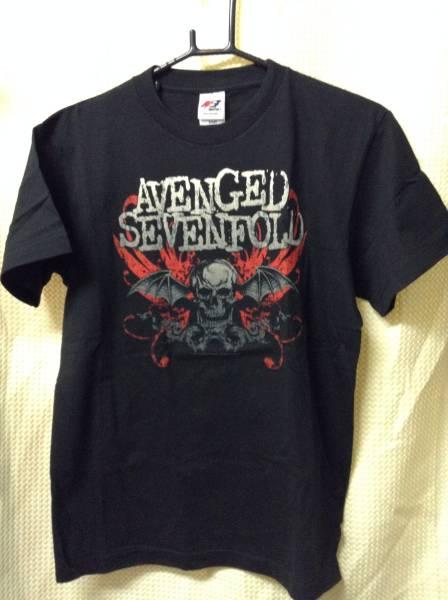 10 バンドTシャツ アベンジドセブンフォールド A7X (S)