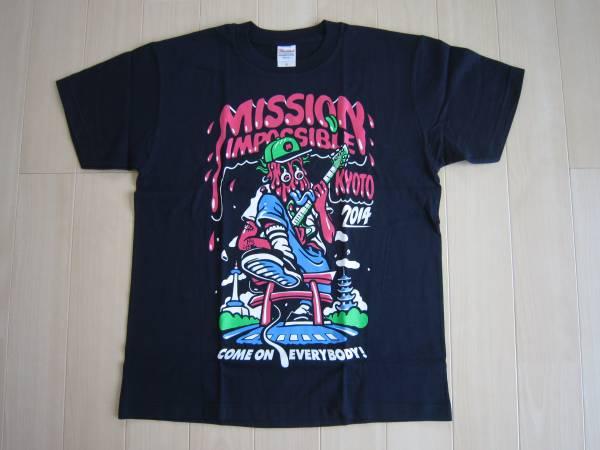 M 京都大作戦2014 Tシャツken yokoyamaホルモンsim dragonash 8