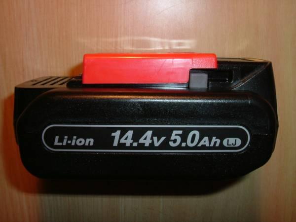 ●即決●複数出品中● パナソニック リチウムイオン バッテリーEZ9L48 14.4V 5.0A_画像1