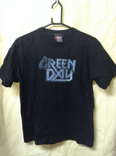 3 バンドTシャツ グリーンデイ GREEN DAY M