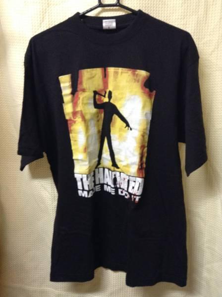 7 バンドTシャツ ホーンテッド MADE ME DO IT THE HAUNTED L