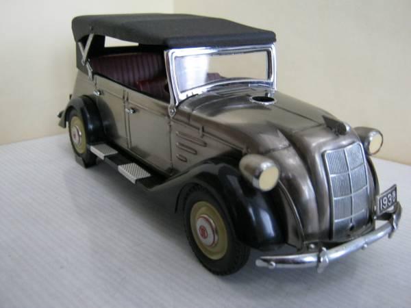 トヨタAB型フェートン(1936年)乗用車 (車型卓上ライター)_画像1