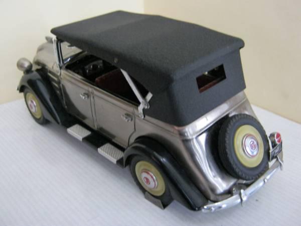 トヨタAB型フェートン(1936年)乗用車 (車型卓上ライター)_画像3