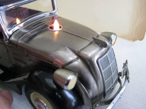 トヨタAB型フェートン(1936年)乗用車 (車型卓上ライター)_画像2