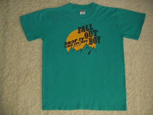 ◆Fall out Boy フォールアウトボーイ Tシャツ 検 Jimmy Eat World Simple Plan MXPX ジミーイートワールド