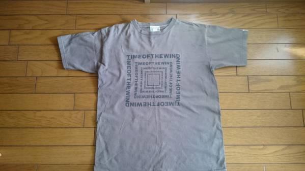☆★藤井フミヤ ライブ TIME OF THE WIND '99 Tシャツ☆★