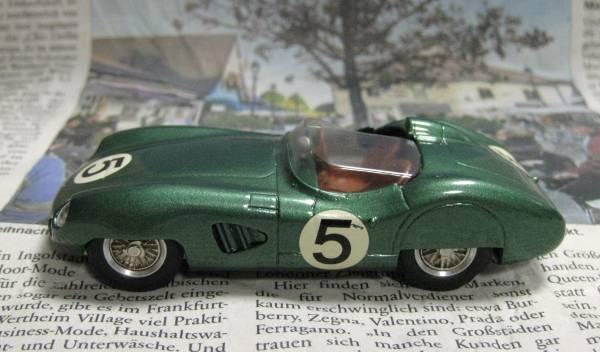 ★激レア絶版*Western Models*1/43*Aston Martin DBR1 #5≠BBR,MR_画像3