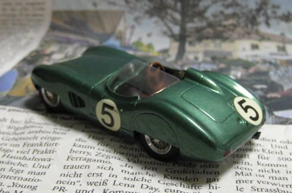 ★激レア絶版*Western Models*1/43*Aston Martin DBR1 #5≠BBR,MR_画像2