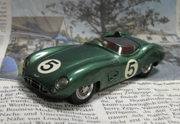★激レア絶版*Western Models*1/43*Aston Martin DBR1 #5≠BBR,MR_画像1