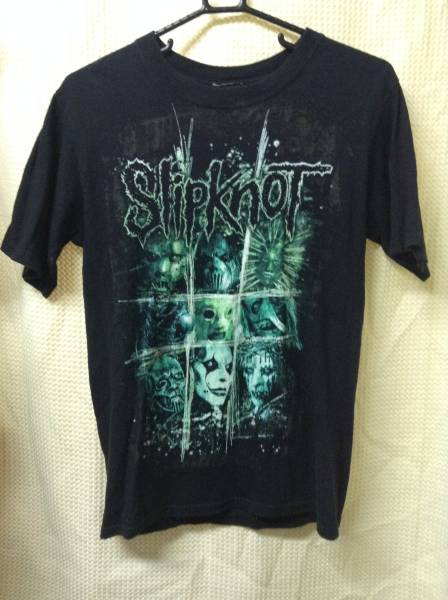 9 バンドTシャツ スリップノット SLIPKNOT (サイズ不明)