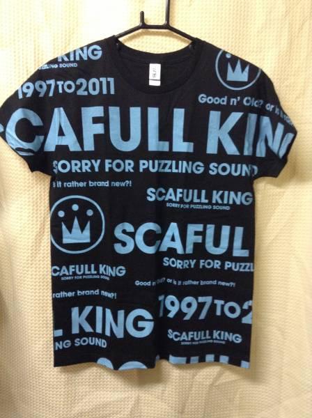 10 バンドTシャツ スキャフルキング 1997 TO 2011 (S)
