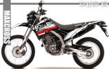 2012-2016 CRF250L CRF250M グラフィック デカール キット 9