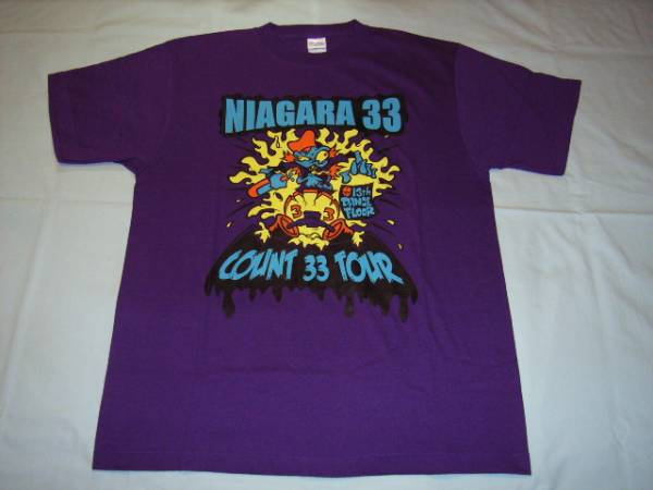 限定★NIAGARA 33 Tシャツ未着用*COKEHEAD HIPSTERS,RAZORS EDGE
