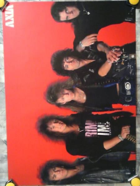 p6【ポスター/B-2】ボン・ジョヴィ-Bon Jovi/AXIA販促用非売品A