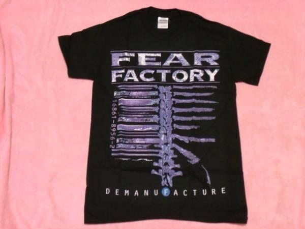 FEAR FACTORY フィアー ファクトリー Tシャツ ロックT S バンドT