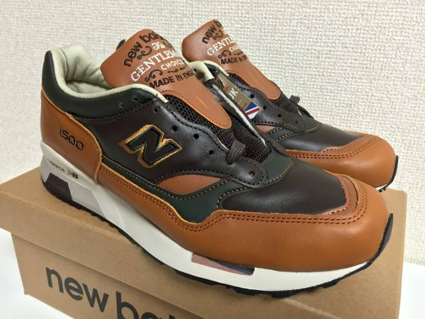 online store a33e6 891da New Balance M1500GMB UK made 26.5cm all leather ...