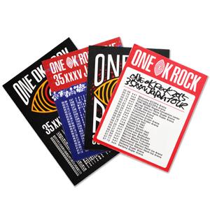 新品 ONE OK ROCK 2015 35 XXXV ステッカー タオル