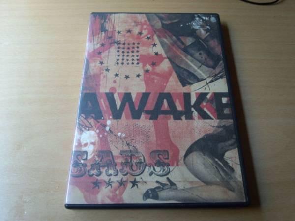 SADS DVD「AWAKE」サッズ 黒夢 清春● ライブグッズの画像