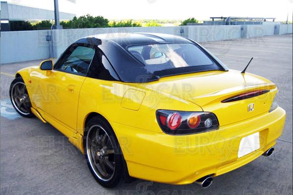 ホンダ S2000 リア トランクスポイラー OE型 未塗装 ABS_掲載写真は装着イメージを表す塗装商品