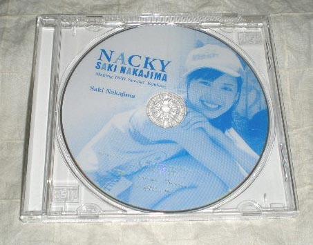 「中島早貴/NACKY」Making DVD Special Edition メイキング ℃-ute