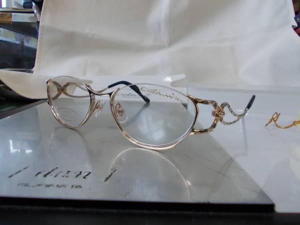 コラーニ ColaniDesign アンダーリム眼鏡フレーム 1706-3 お洒落_画像2