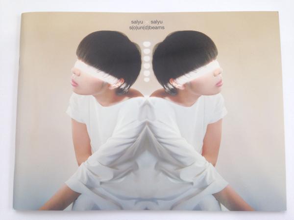 salyu パンフレット【salyu×salyu s(o)un(d)beams】CDなし
