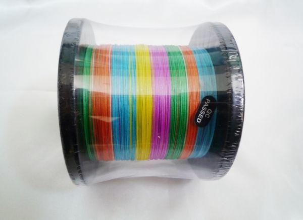 5色(各10M毎)