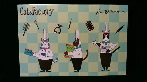 Not for sale Cats Factory Goncharov Panel Board Pop